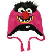 Muppets Animal Plush Lapland Beanie