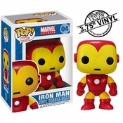 Iron Man Pop Marvel Vinyl Bobblehead