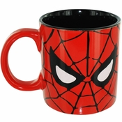 Spiderman Mask Jumbo Mug