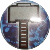 Thor Hammer Button