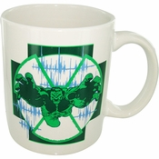 Incredible Hulk Lunge Mug