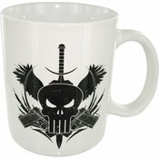 Punisher Winged Skull Mug