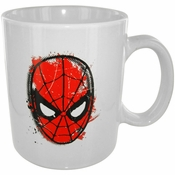 Spiderman Mask Mug