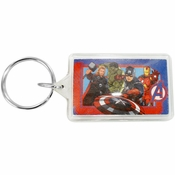 Avengers Movie Group Keychain