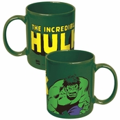 Incredible Hulk Name Mug