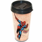 Spiderman Comic Travel Mug