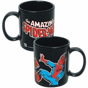 Spiderman Name Mug
