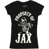 Sons of Anarchy Property Jax Baby Tee