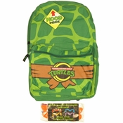 Ninja Turtles Hood Backpack