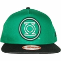 Green Lantern Outline Logo Hat