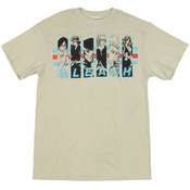 Bleach Frames T Shirt