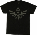 Zelda Skyward Sword Crest T Shirt