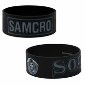 Sons of Anarchy Reaper Rubber Wristband