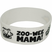 Diary of a Wimpy Kid Zoo Wee Mama Rubber Wristband