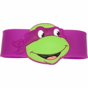 Ninja Turtles Donatello Head Rubber Wristband