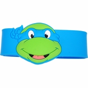 Ninja Turtles Leonardo Head Rubber Wristband
