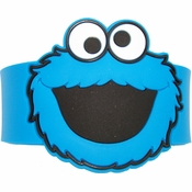 Sesame Street Cookie Monster Rubber Wristband