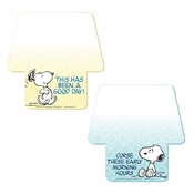 Peanuts Snoopy Sticky Note Set