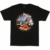 Judas Priest Painkiller Blade T Shirt