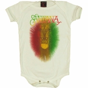 Santana Rasta Lion Snap Suit
