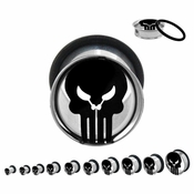 Punisher Steel Plugs