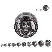 Sons of Anarchy Reaper Steel Plugs