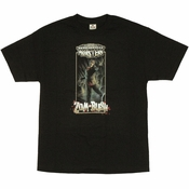 Presidential Monsters Zom Bush T Shirt