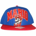 Mario Red Name Hat