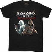 Assassins Creed Revelations T Shirt Sheer