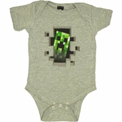 Minecraft Creeper Snap Suit
