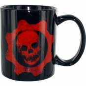 Gears of War 3 Omen Mug