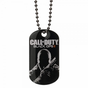 Call of Duty Black Ops 2 Soldier Dog Tag