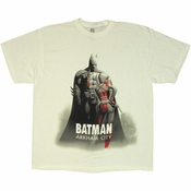 Batman Arkham City Harley Loser T Shirt