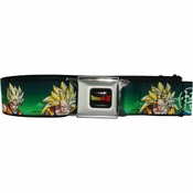 Dragon Ball Z Goku Seatbelt Mesh Belt