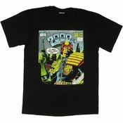 Judge Dredd Creeps Sing T Shirt