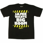 MythBusters Big Boom T Shirt