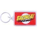 Big Bang Theory Bazinga Keychain