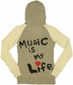 Glee Music Junior Hoodie