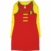 Robin Costume Tank Top Dress