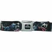 Venom Close Up Seatbelt Mesh Belt