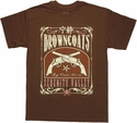 Firefly Browncoats Serenity Valley T Shirt