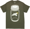 Firefly in a Jar T Shirt