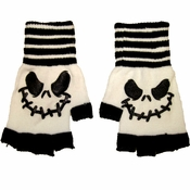 Nightmare Before Christmas White Gloves