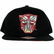 Transformers Dyed Autobot Logo Hat