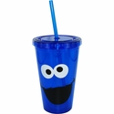 Sesame Street Cookie Monster Travel Cup