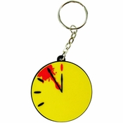 Watchmen Doomsday Clock Keychain