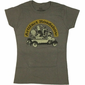 Warehouse 13 Artifact Roadshow Baby Tee