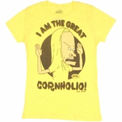 Beavis and Butthead Cornholio Baby Tee