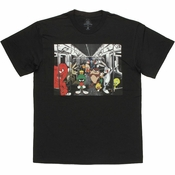 Looney Tunes Subway T Shirt