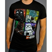 Star Wars Lego Quad T Shirt Sheer
